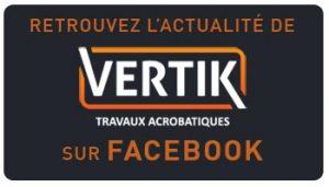 Vertik travaux acrobatiques sur Facebook