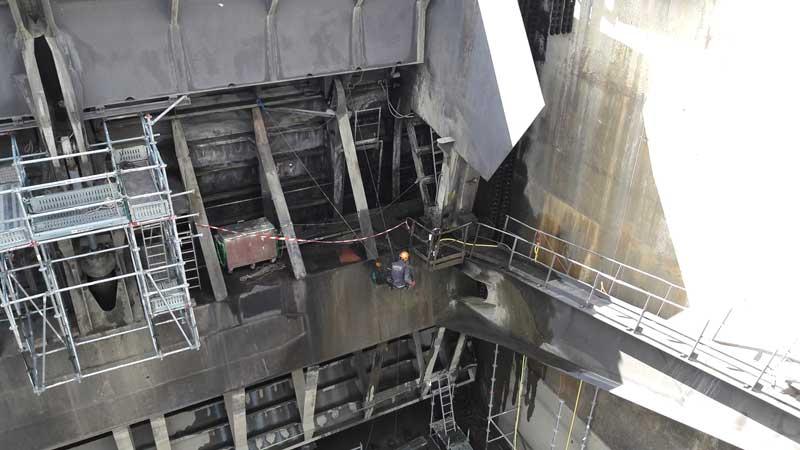 vertik travaux acrobatiques industrie