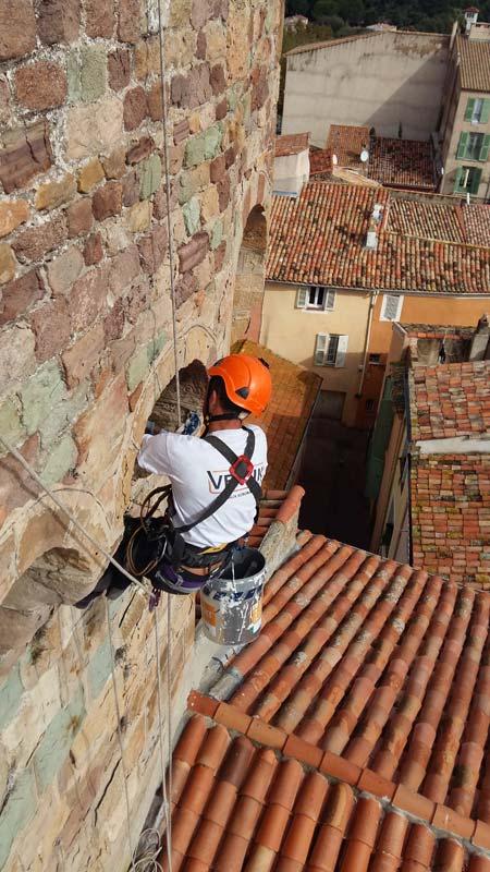 vertik travaux acrobatiques monuments historiques